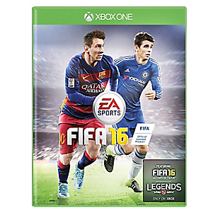 Videojuego Fifa 16 Xbox One