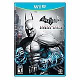 Batman Arkham City Armored Edition para WII U