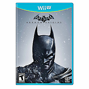 Batman Arkham Origins para WII U