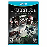Injustice Gods Among Us para WII U