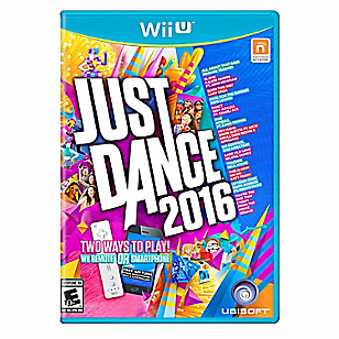 Just Dance 2016  para WII U