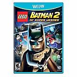 Lego Batman 2 DC Super Heroes para WII U