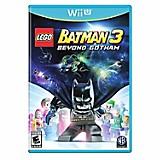 Lego Batman 3 Beyond Gotham para WII U