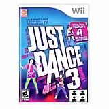 Just Dance 3 para WII