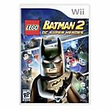 Lego Batman 2 DC Super Heroes para WII