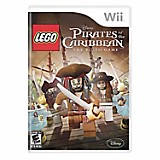 Lego Pirates of the Caribbean para WII