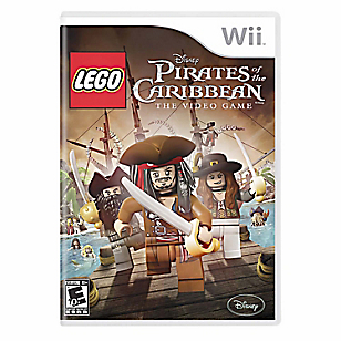 Lego Pirates of the Caribbean para WII