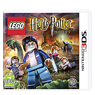 LEGO Harry Potter Years 5-7 para Nintendo 3DS