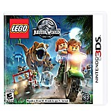 LEGO Jurassic World para Nintendo 3DS