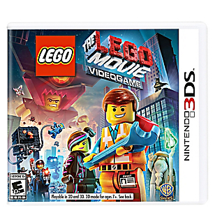 The Lego Movie Videogame para Nintendo 3DS