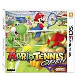 Mario Tennis Open para Nintendo 3DS