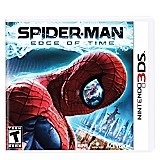 Spider-Man: Edge of Time para Nintendo 3DS