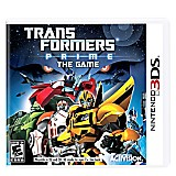 Transformers: Prime: The Game para Nintendo 3DS