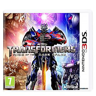 Transformers: Rise of the Dark Spark para Nintendo 3DS