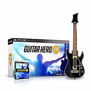 Guitar Hero Live Bundle para PS3