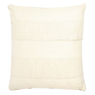 Cojín Blanco 45 x 45 cm