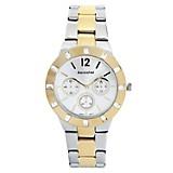 Reloj Mujer Metal Plateado y dorado