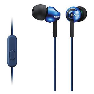 Audífonos MDREX110AP Azul
