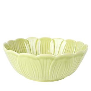 Bowl Grande Flor Verde