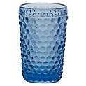 Vaso Hobnail Azul 300ml