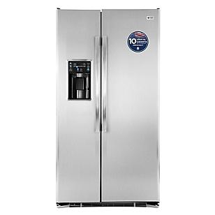Refrigeradora 687 lt PSDS3KEGFSS Inox