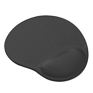 Pad Mouse Descansador Negro