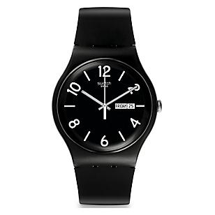 Reloj  Mujer Analógico Negro SUOB715