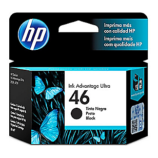 HP Tinta 46 Negro Single
