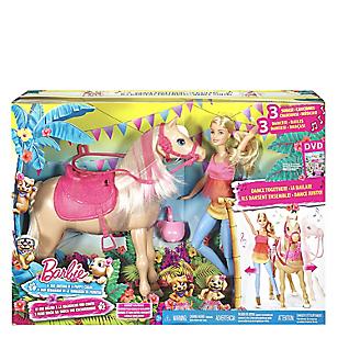 Barbie y su Caballo Bailarín