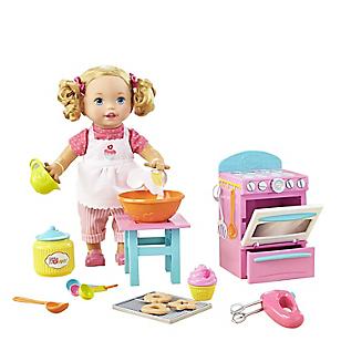 Muñeca Cocina Conmigo