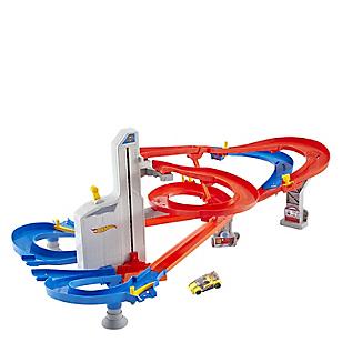 Playset Mega Metrópolis Motorizado