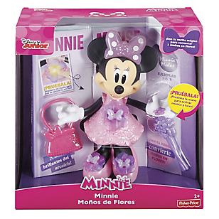 Figura Minnie Luces y Sonidos