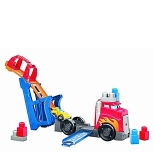 Camion Construye Y Transporta