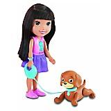 Muñeca y Mascota