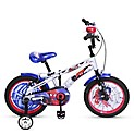 Bicicleta Spiderman Ultimate Aro 16