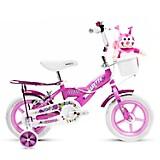 Bicicleta Candy 1250 Aro 12 Rosado