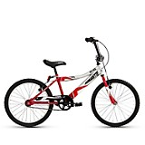 Bicicleta Cobra Aro 20 Plata/Rojo