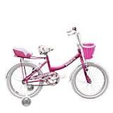 Bicicleta Orquidea Aro 20 Rosado
