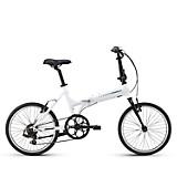 Bicicleta E Way 2 F Aro 20 Talla S