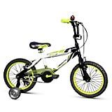 Bicicleta Coyote Aro 16 Negro/Verde