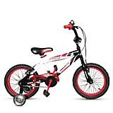 Bicicleta Coyote Aro 16 Negro/Rojo
