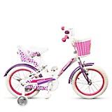 Bicicleta Fiorella Aro 16 Blanco
