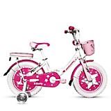 Bicicleta Sweety Aro 16 Blanco
