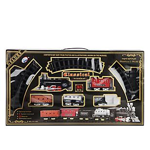 Set de trenes de carga 33 piezas