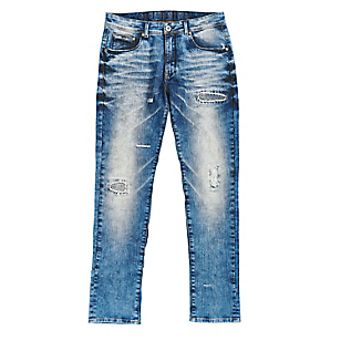 Pantalón Jean color