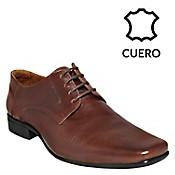 Zapato Boss Guante Marrón