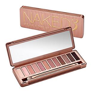 Paleta de sombras Naked 3