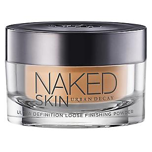 Polvo Suelto Naked Skin Medio