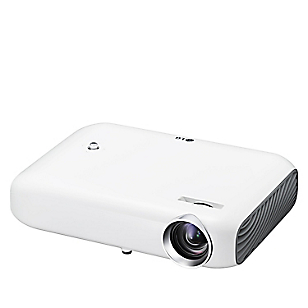 LG Proyector LED 1000 lm HDMI Blanco