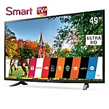 LED 49'' UHD 4K Smart TV webOS 3.0 49UH6110